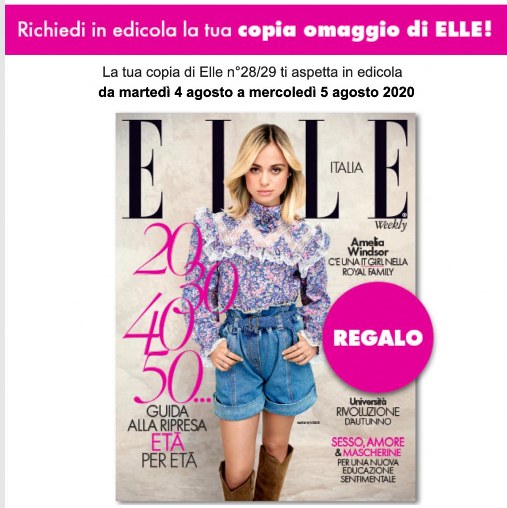 Elle Italia - 28/29 copia omaggio
