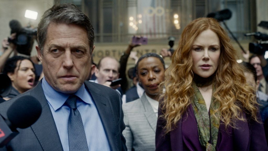 The Undoing - Le verità non dette - Hugh Grant (Johanthan Fraser) e Nicole Kidman (Grace Fraser)